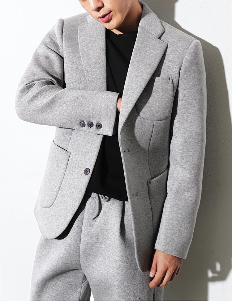 ネオプレンベーシックジャケット・全2色