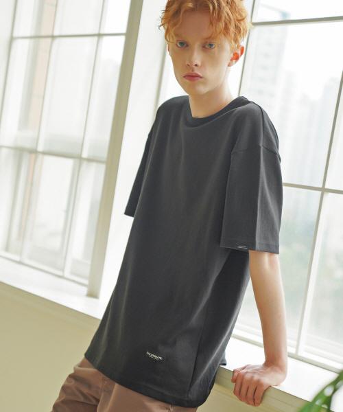 *F.ILLUMINATE*ユニセックススパーブラウンドTシャツ-ブラック