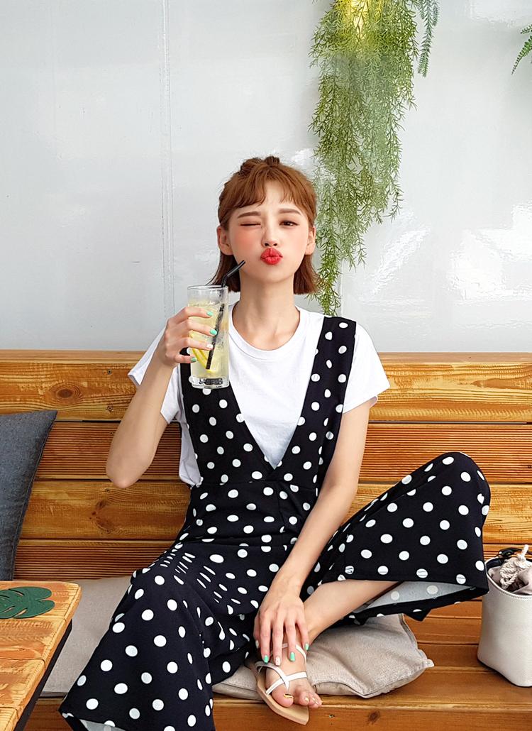 2TYPEオールインワン&TシャツSET・全3色