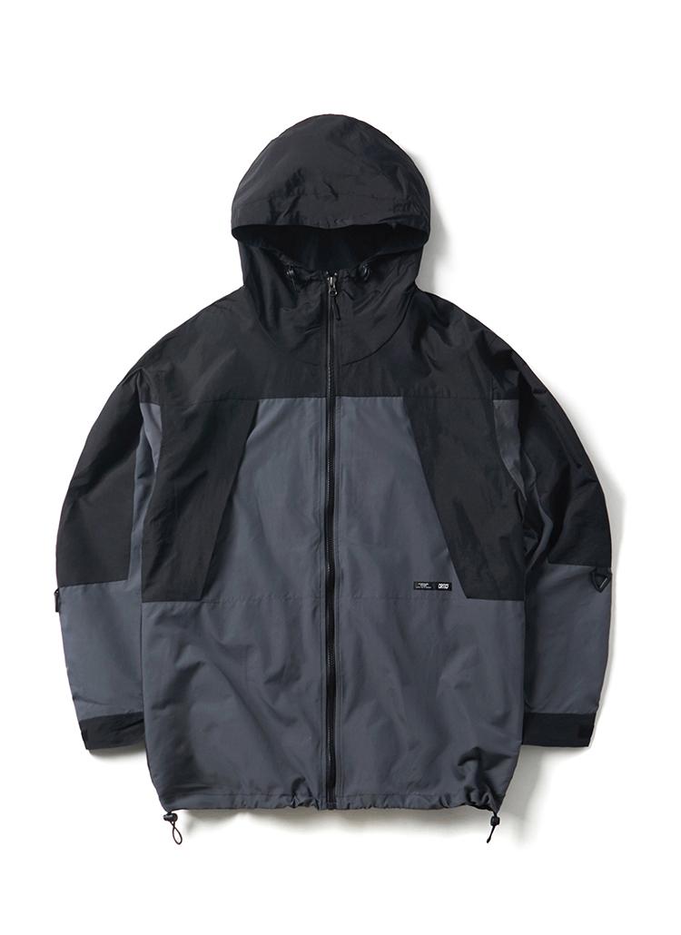 プロテクトフードジャケット(ブラック)