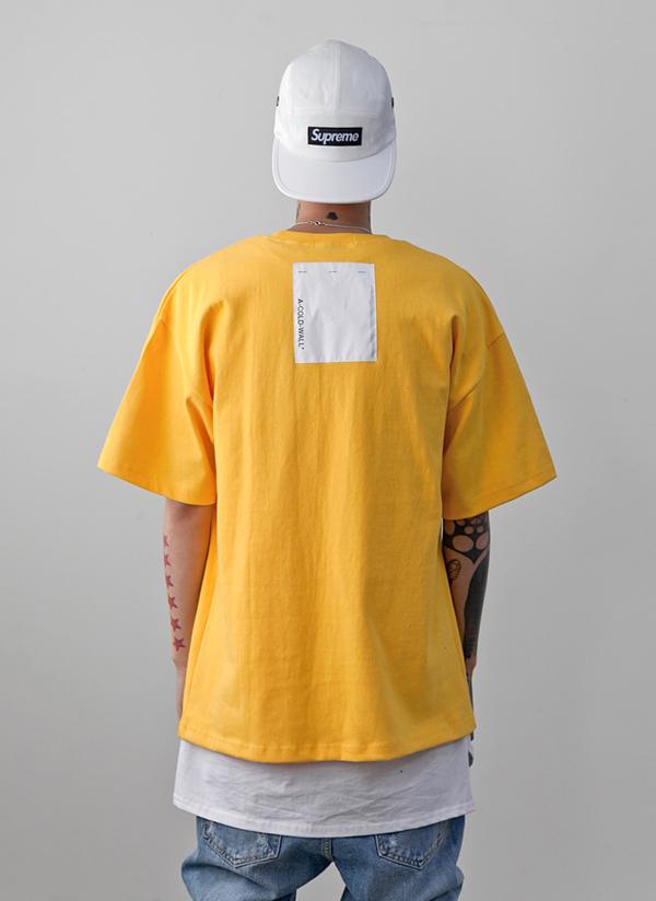 ACWパッチオーバーTシャツ