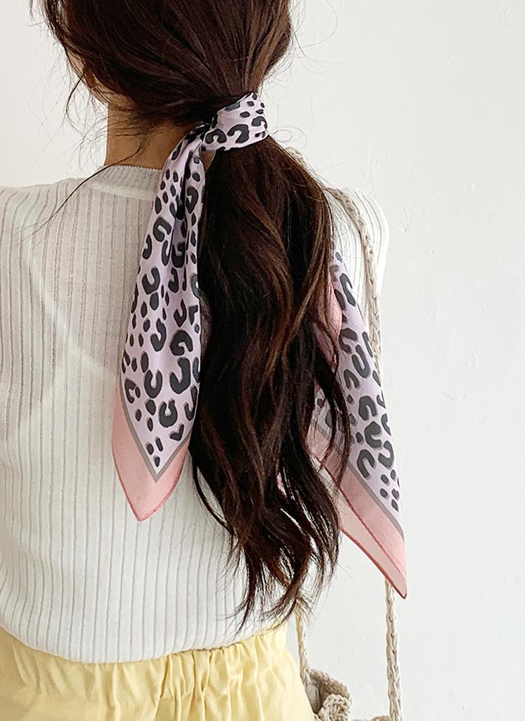 レオパードスカーフ・全2色