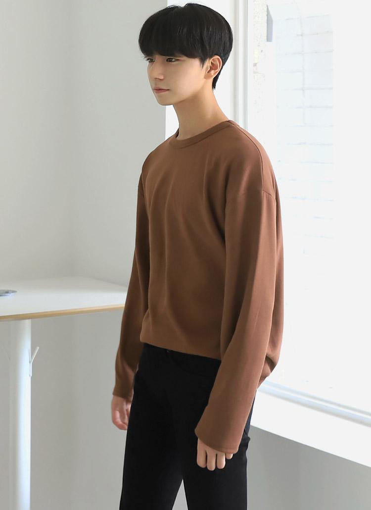 8COLORS長袖Tシャツ