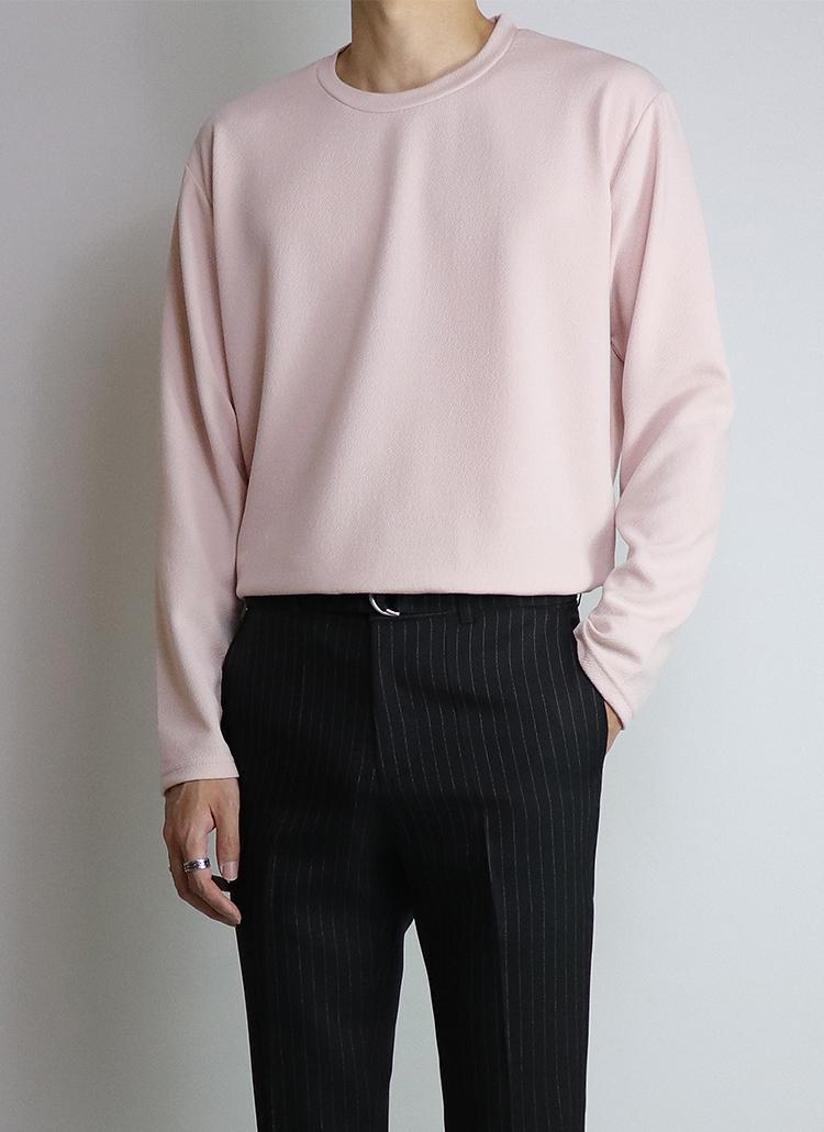 ポリエステルロングスリーブTシャツ