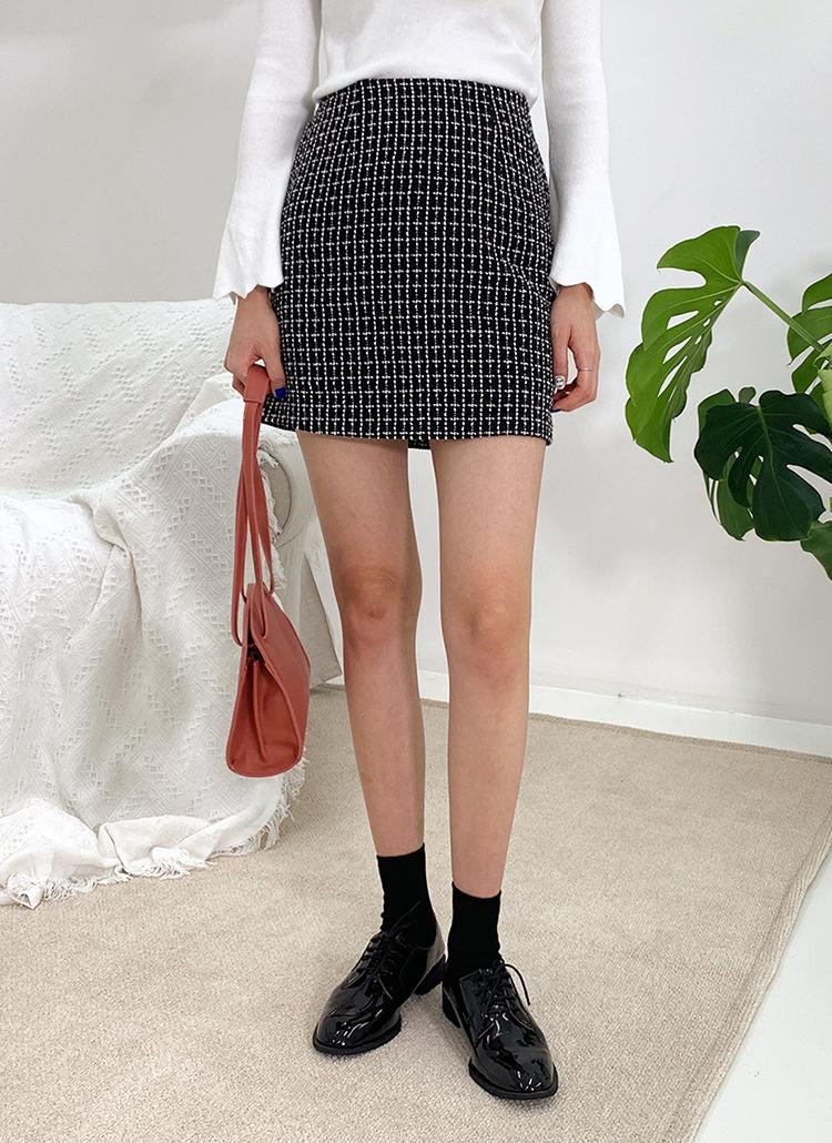 ツイードスカート・全2色