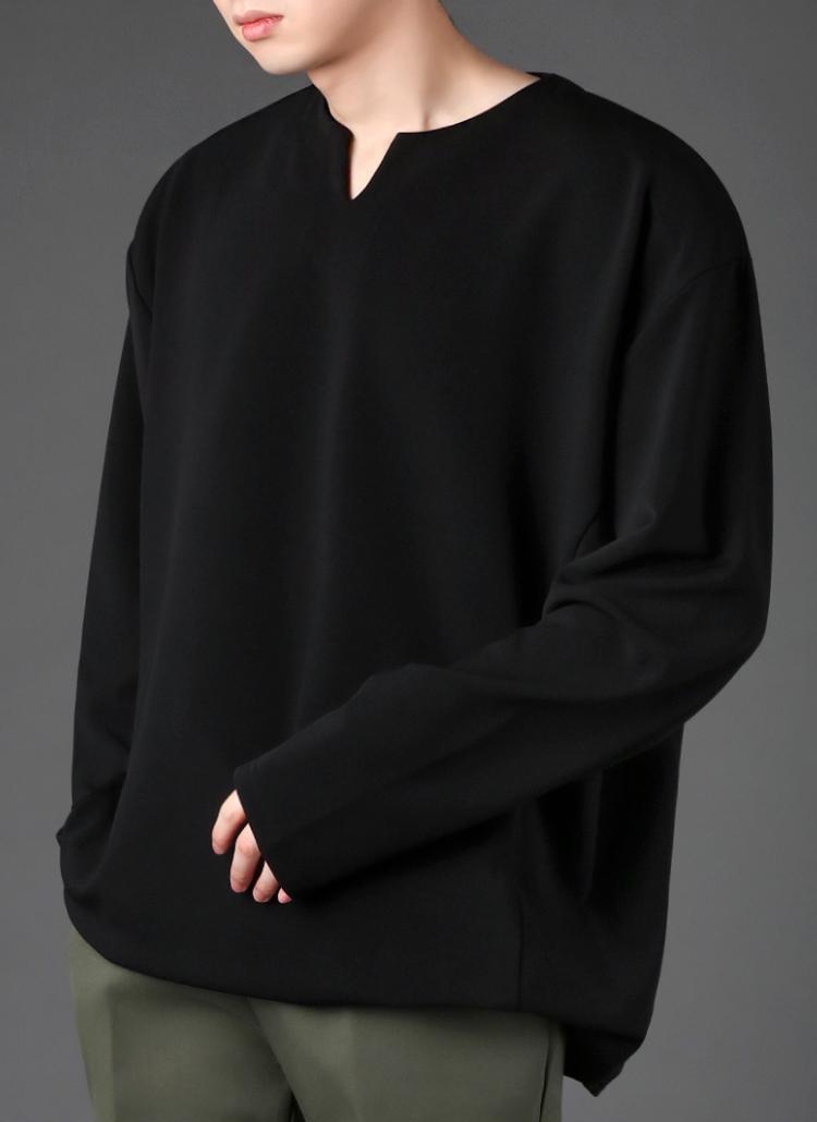 ネックポイントTシャツ