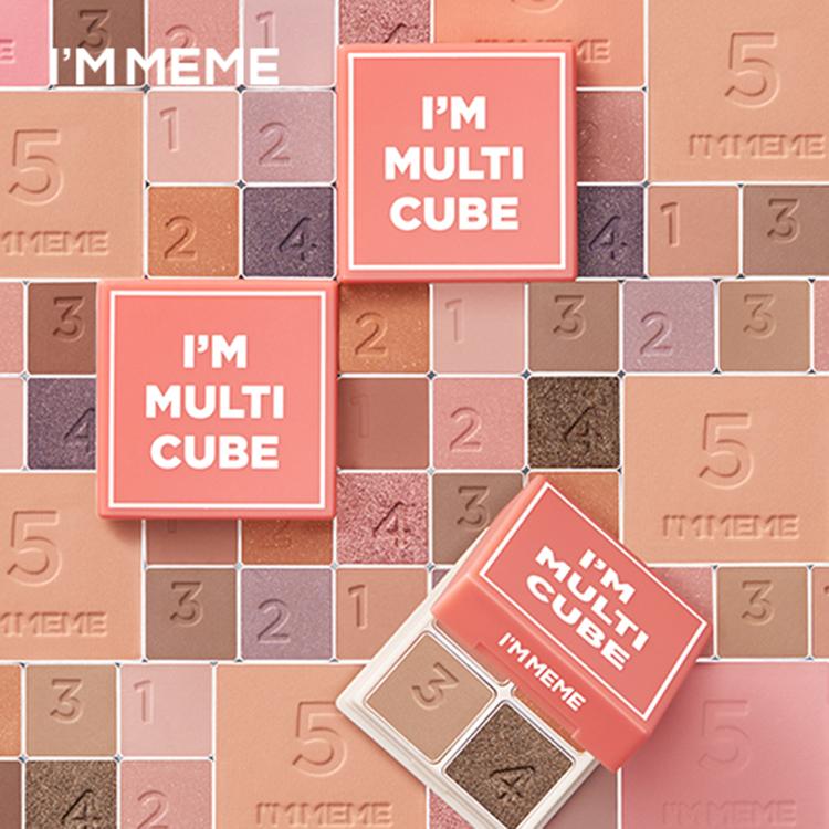 韓国『I'M MEME(アイムミミ)』のコスメで春のカラーメイク♡