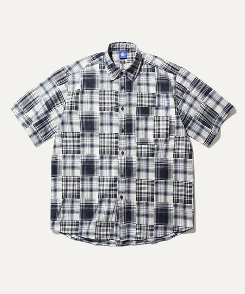*DIAMOND LAYLA*エンドレスラブトリプルチェック1/2シャツS16