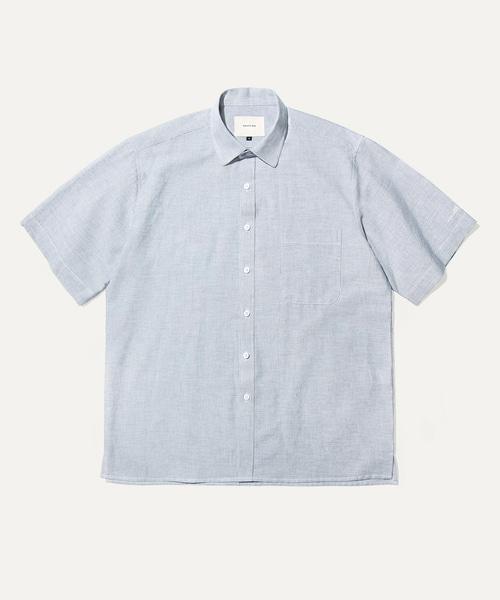 *DIAMOND LAYLA*エンドレスラブクラウドストライプ1/2シャツS19