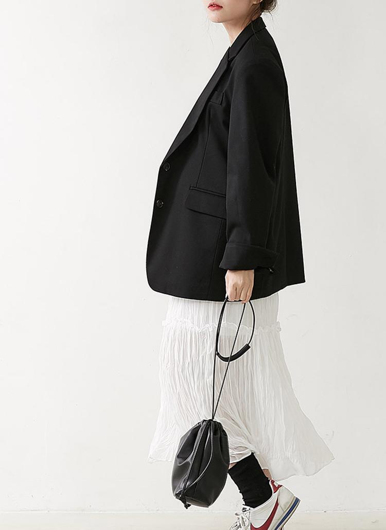 ボクシーフィットシングルジャケット