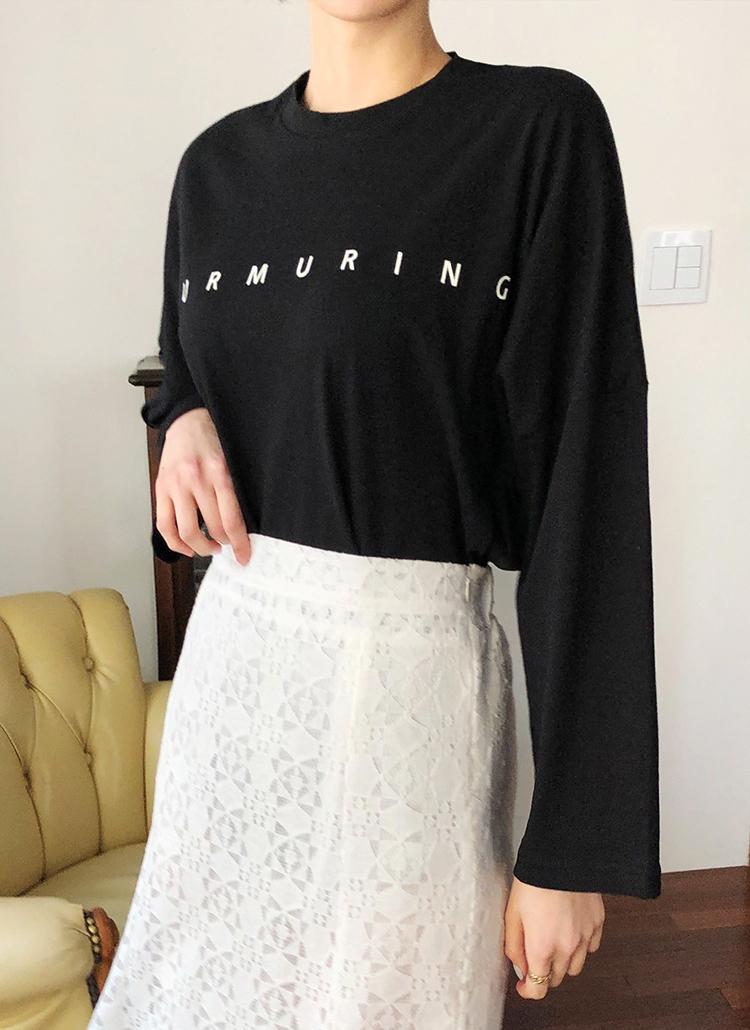 MURMURINGプリントTシャツ・全3色