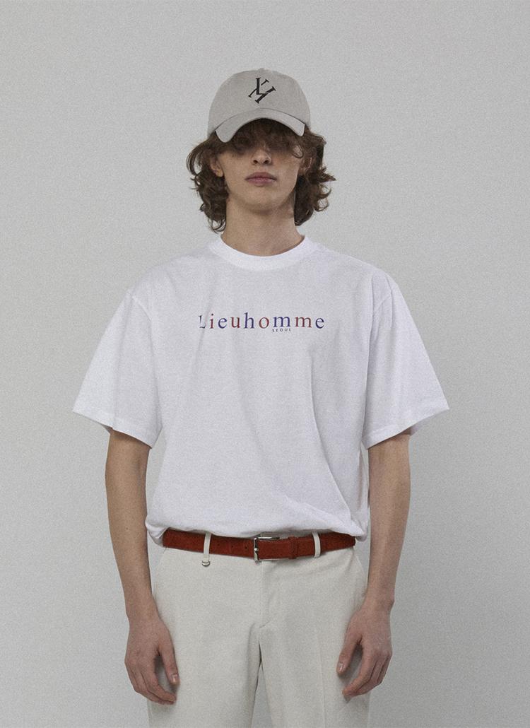 ショートスリーブロゴTシャツ