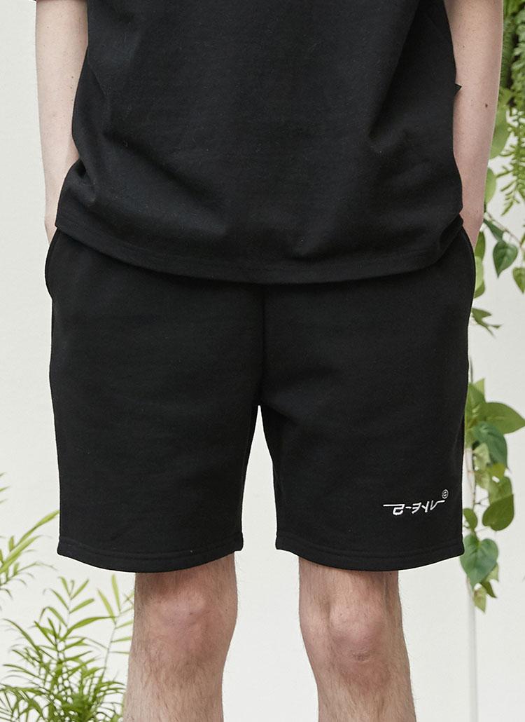 RCショートパンツ(ブラック)