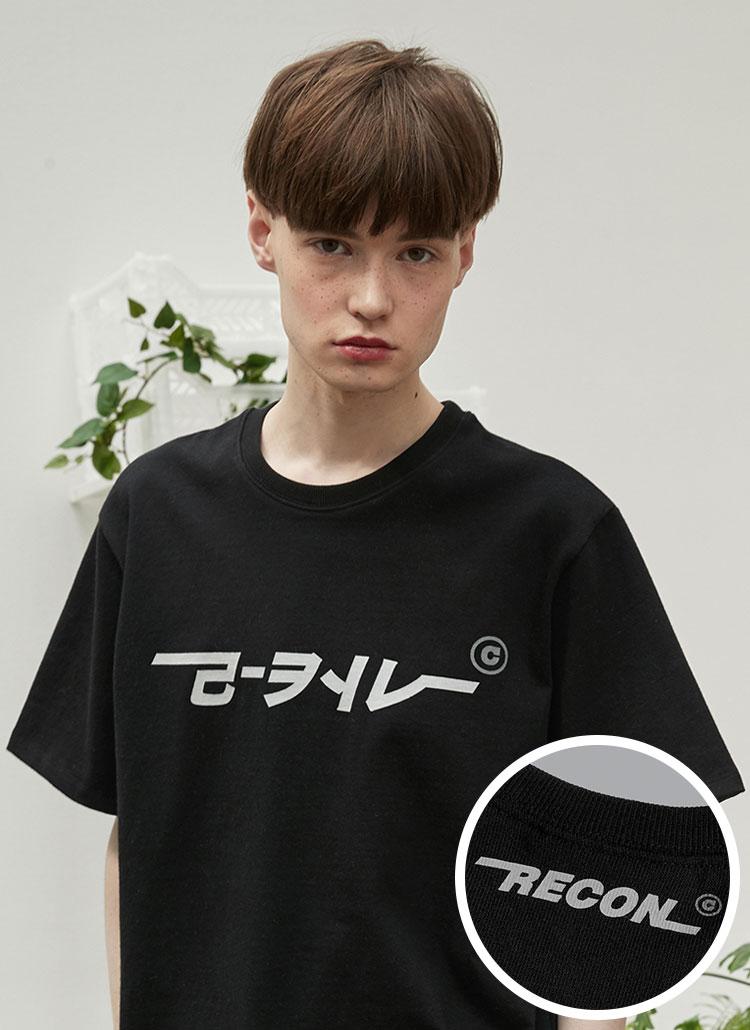 RCクラブロゴTシャツ(ブラック)