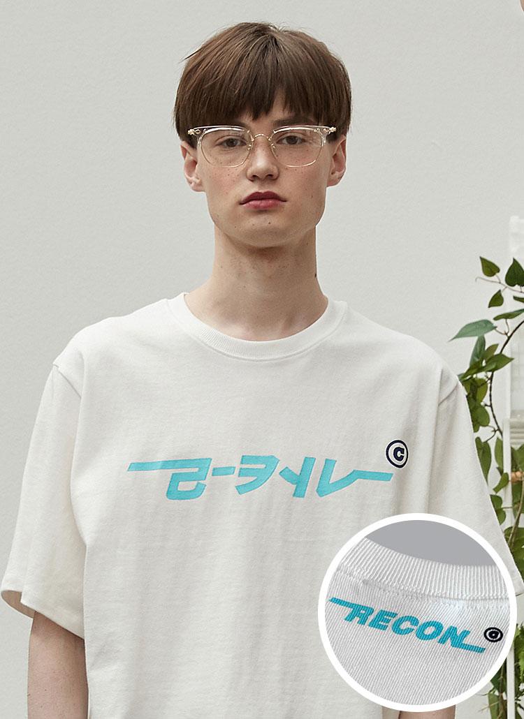 RCクラブロゴTシャツ(ミント)