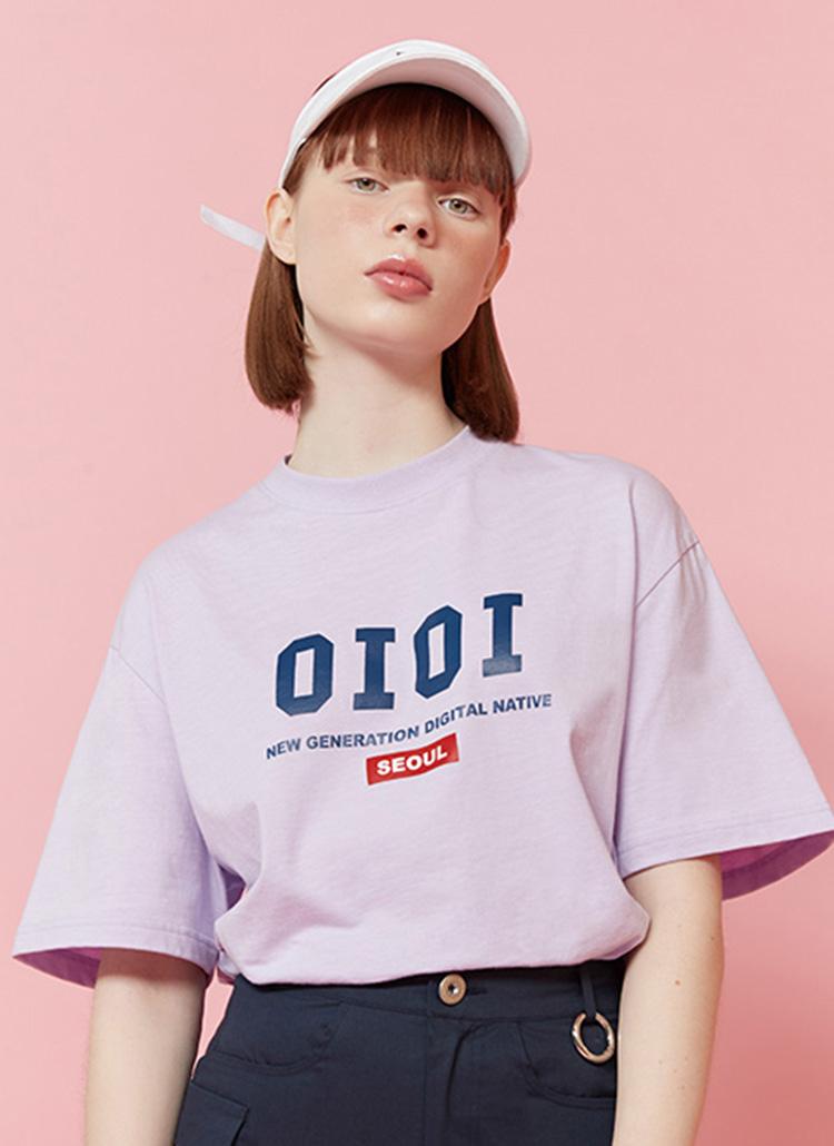 2019シグネチャーTシャツ(ラベンダー)