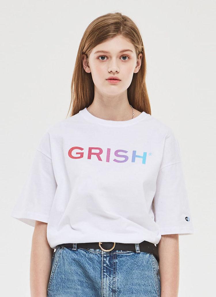 メインロゴTシャツ(ホワイト)