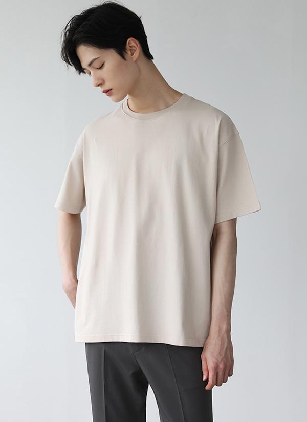 スタンダードコットンTシャツ