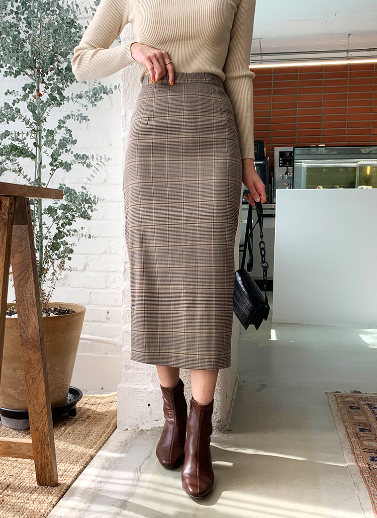 2TYPEペンシルスカート・全3色