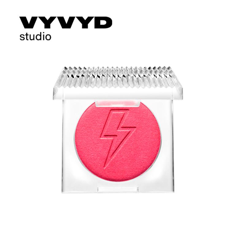 [ビビットスタジオ]チークフラッシュブラッシャーNO.8エレクトロピンク