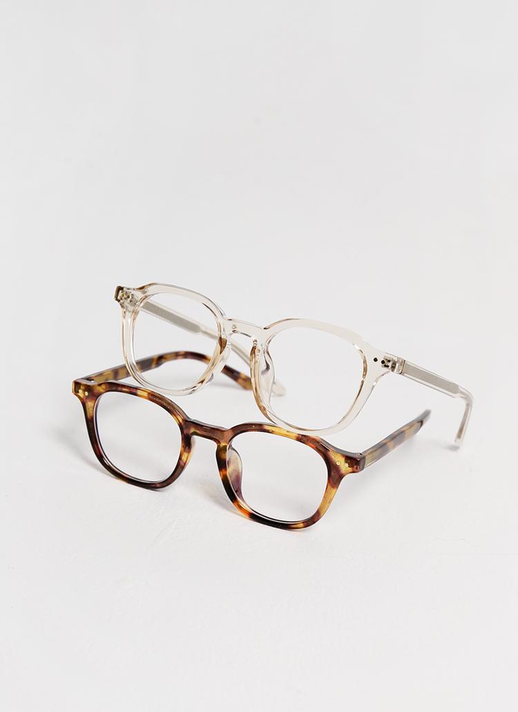2TYPEクラシックムード眼鏡