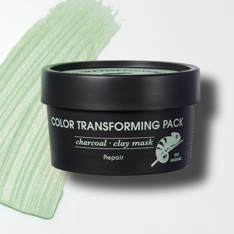 [ロフロイ]カラートランスフォーミングパックグリーン