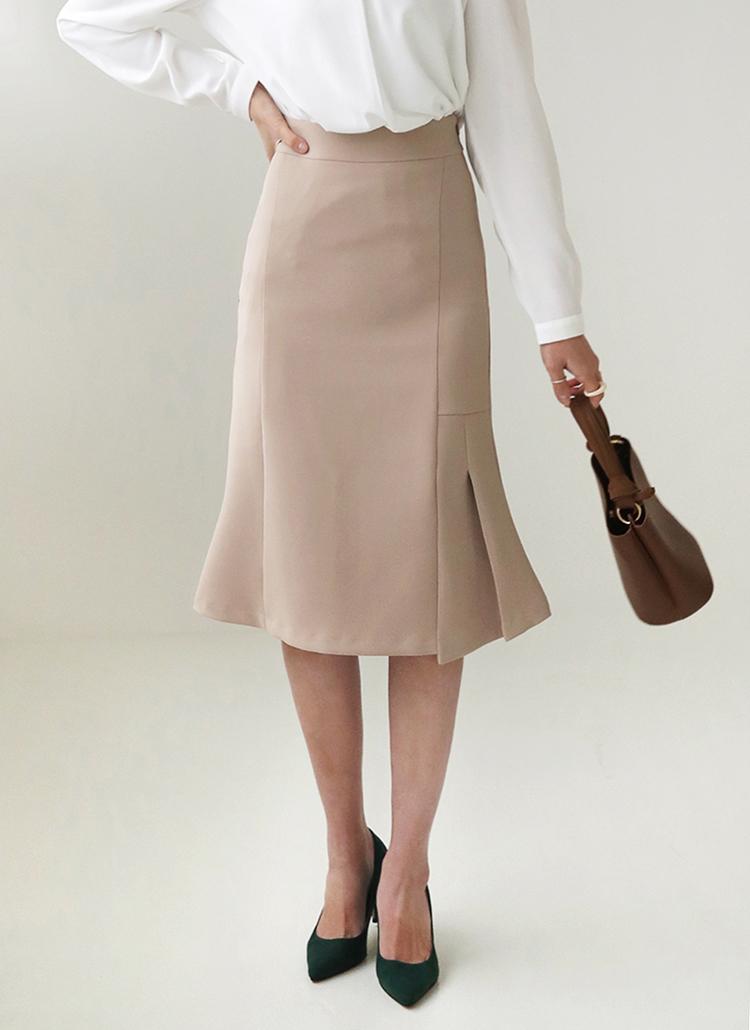 マーメイドスカート・全3色