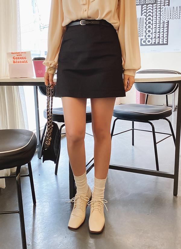 ベルトSETスカートパンツ