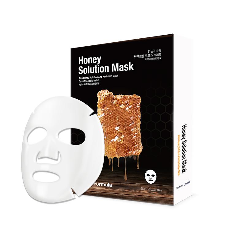 [ネイチャーフォーミュラ]ハニーソリューションマスク