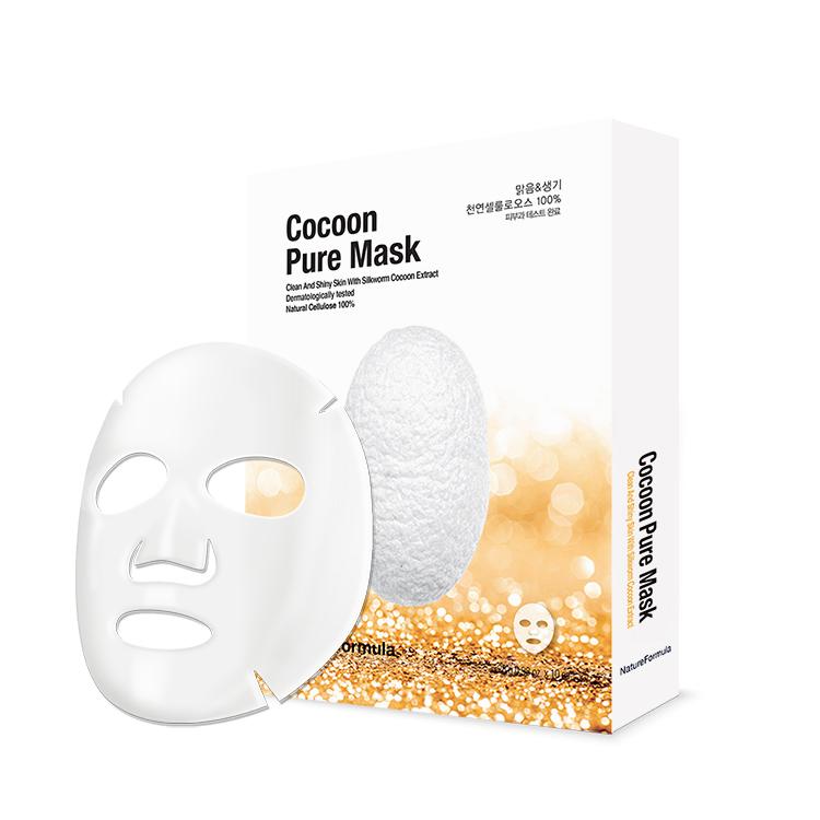 [ネイチャーフォーミュラ]コクーンピュアマスク