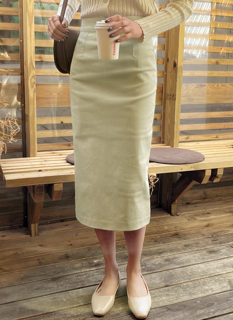 スリットHラインスカート