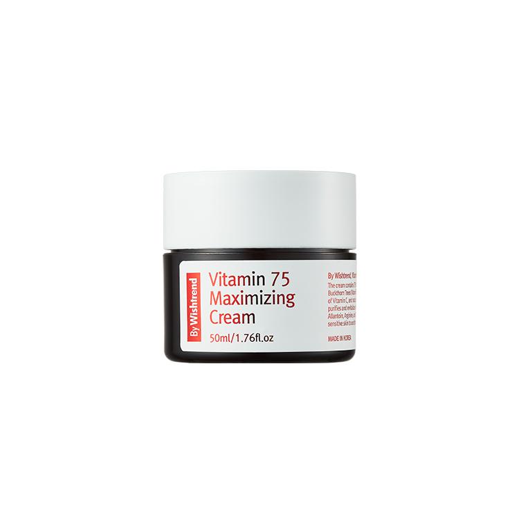 [バイウィッシュトレンド]ビタミン75マキシマイジングクリーム