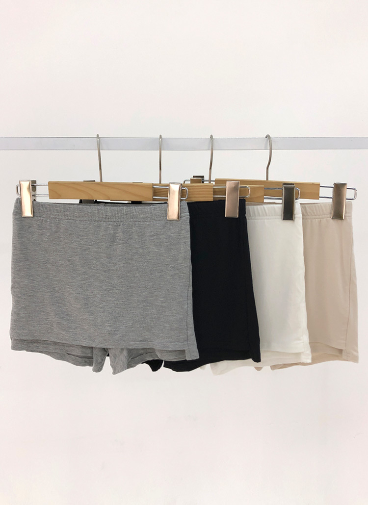 スカートインナーパンツ・全4色