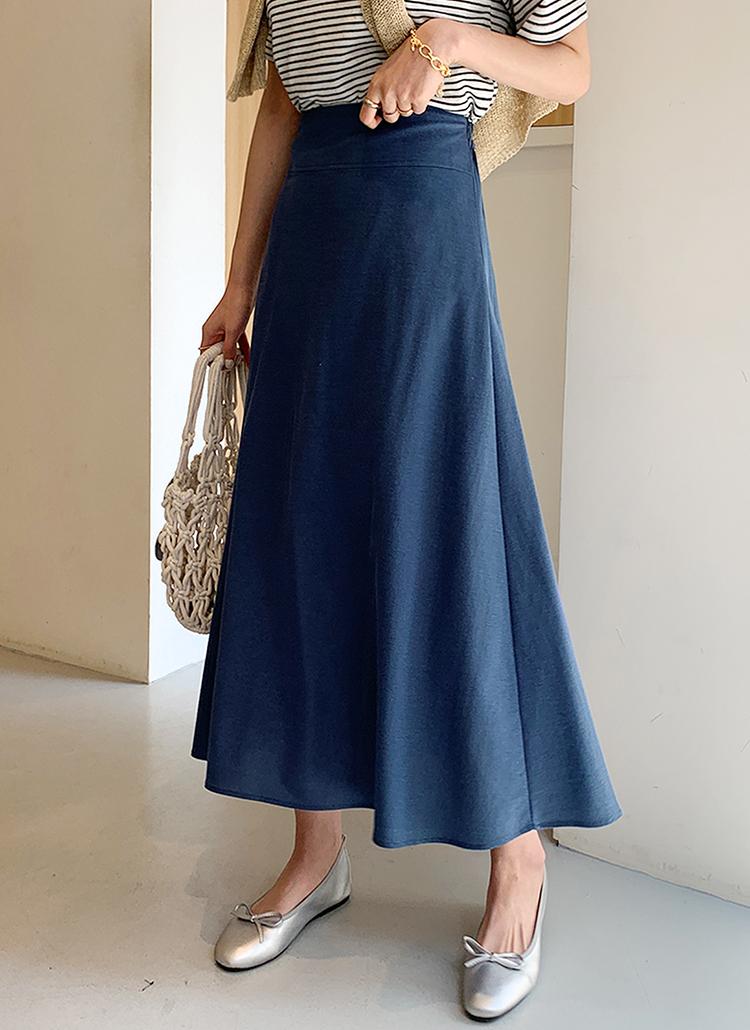 フレアスカート・全4色