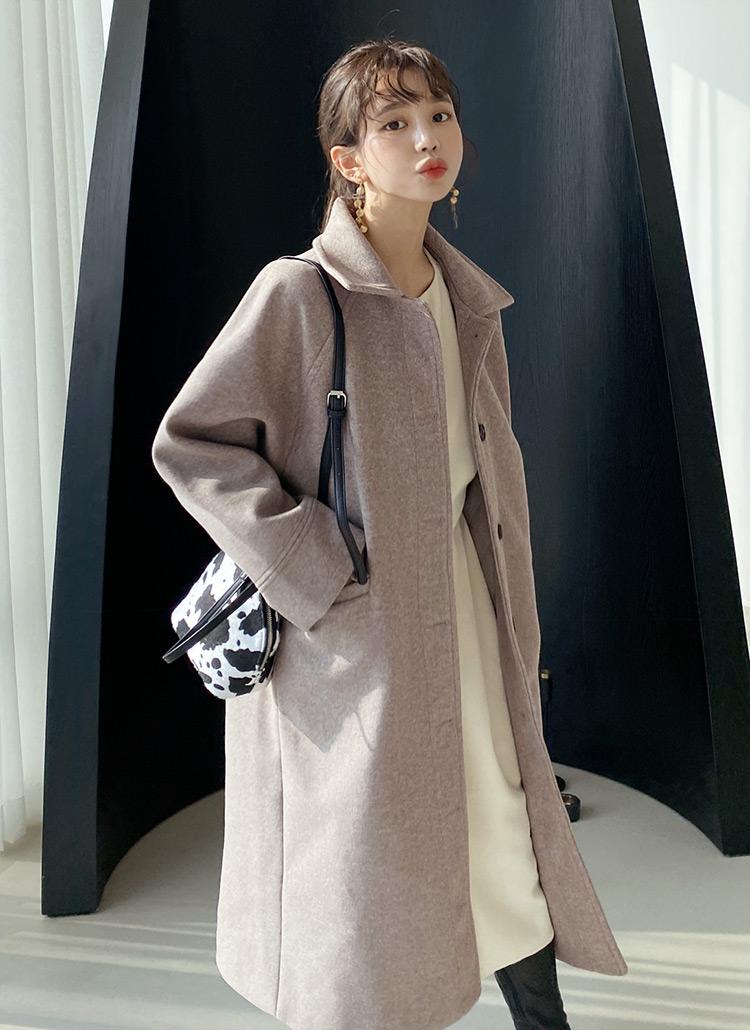 ラグランルーズコート・全2色