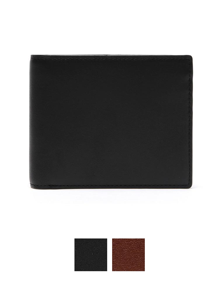 レザーカード財布(BLACK)