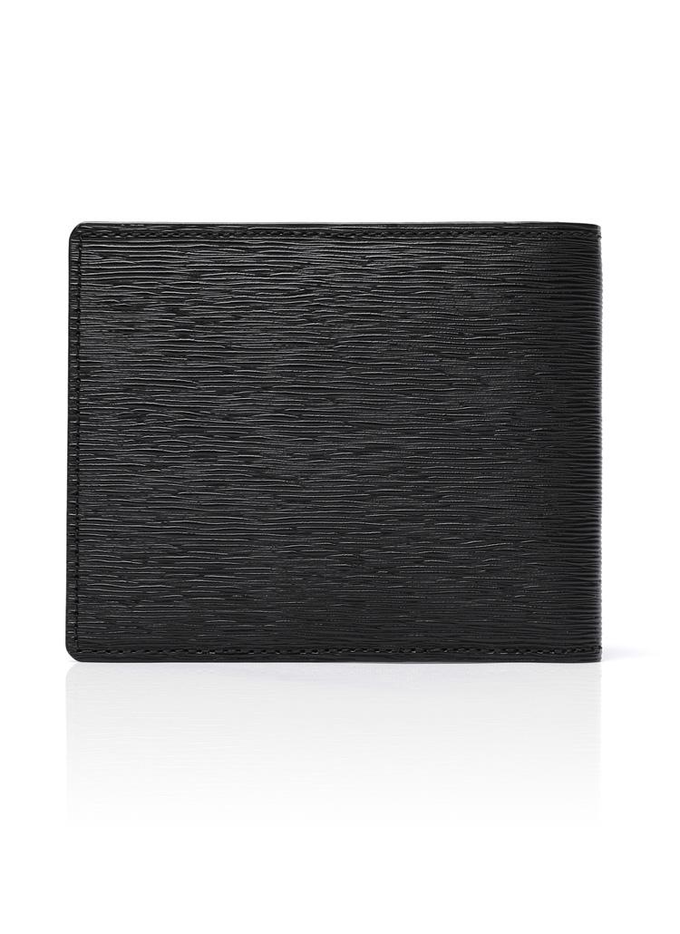 レザー財布(BLACK)