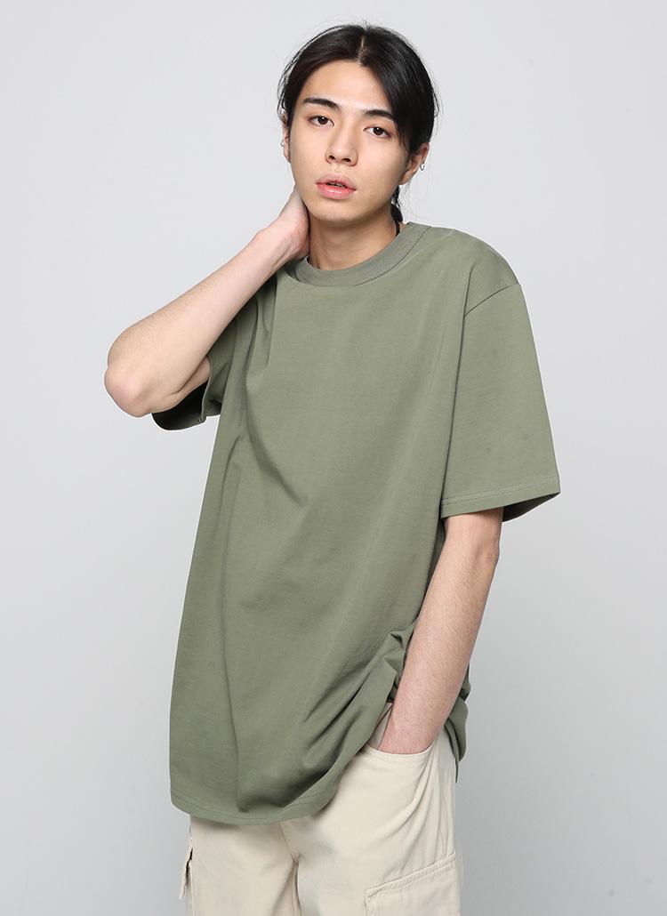 ハーフスリーブTシャツ・全7色