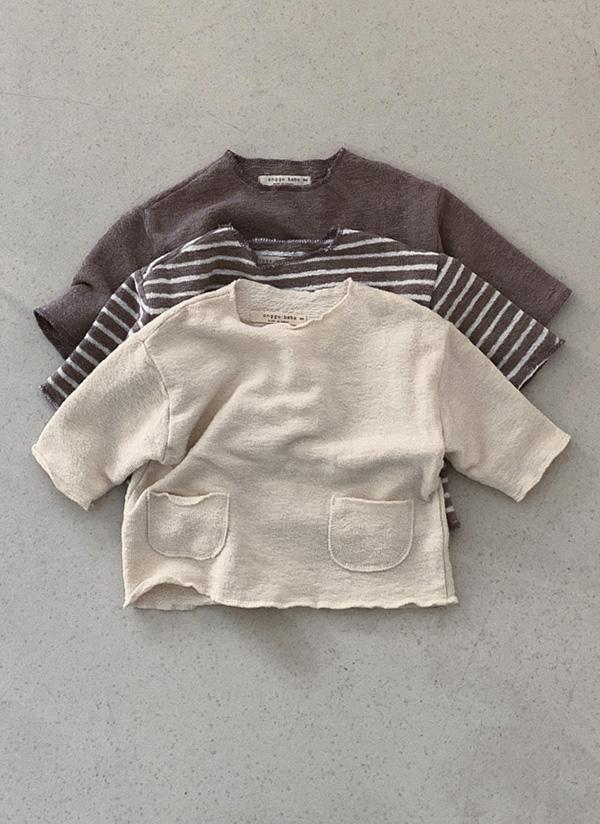 2TYPEツーポケットTシャツ