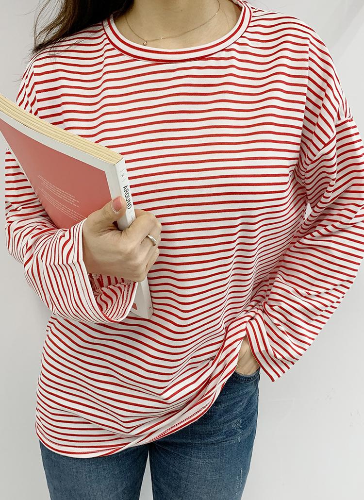 ボーダールーズTシャツ