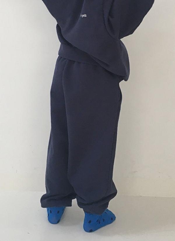 ロゴジョガーパンツ(junior)