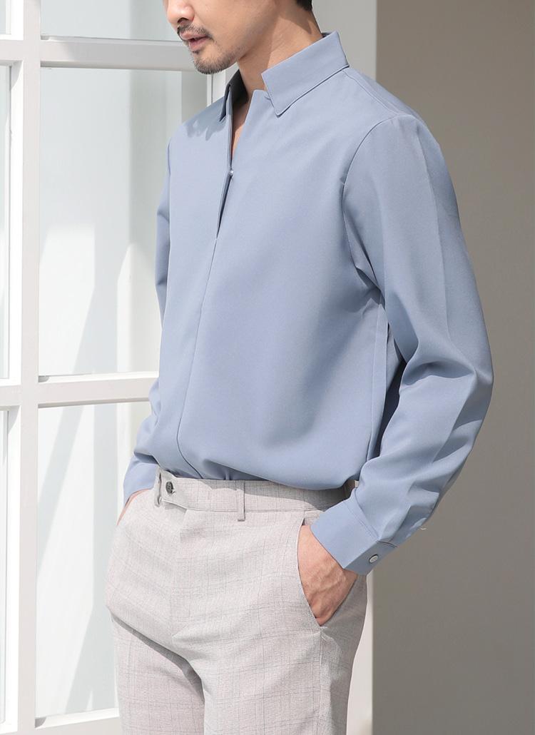 ボタンダウンプルオーバーシャツ・全5色
