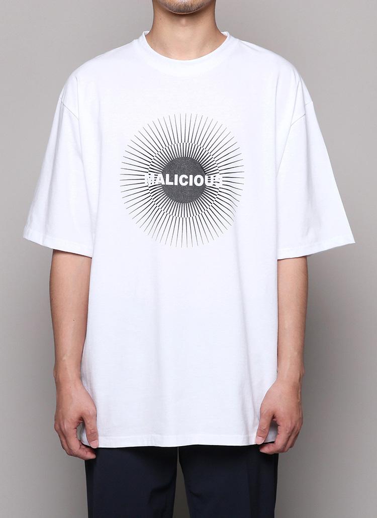 MALICIOUS半袖Tシャツ・全3色