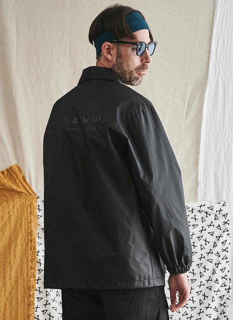 ロゴジャケット(black)