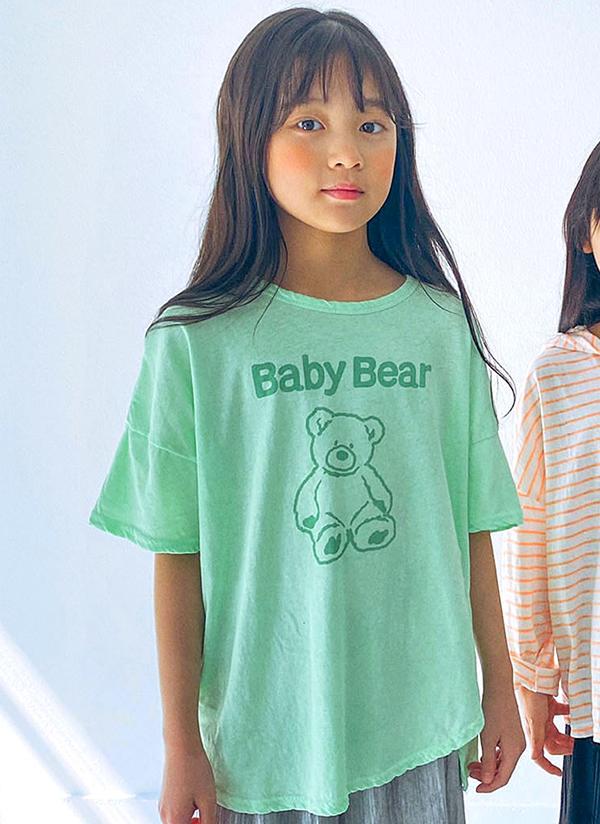 ベビーベアー半袖Tシャツ(junior)