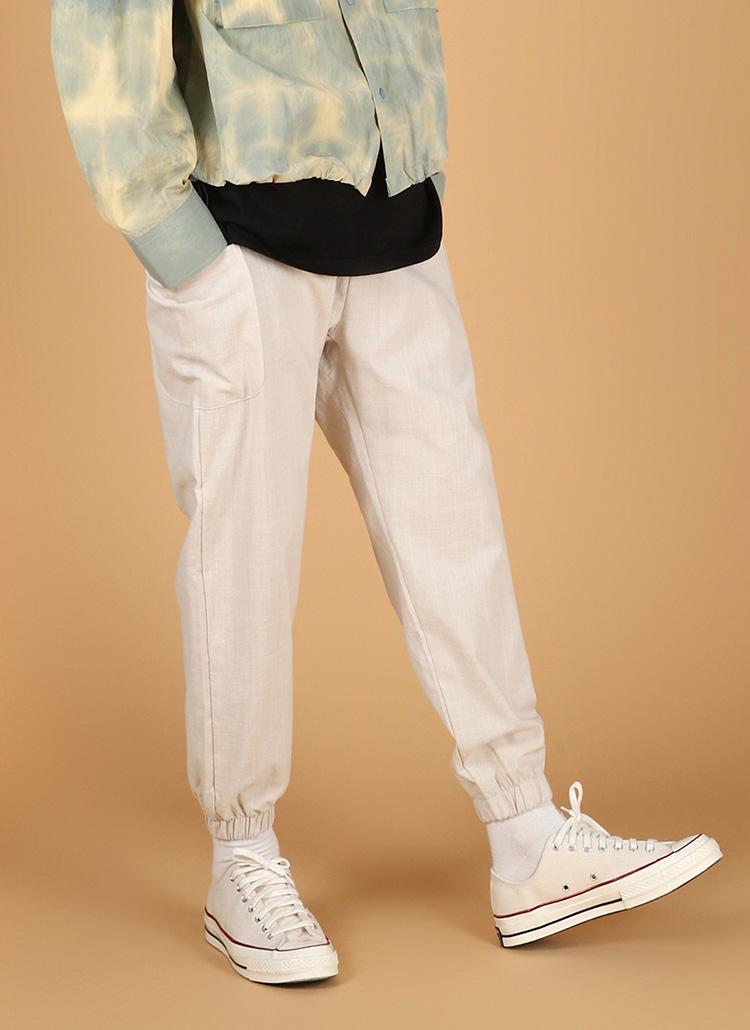 カーゴ風ジョガーパンツ・全4色