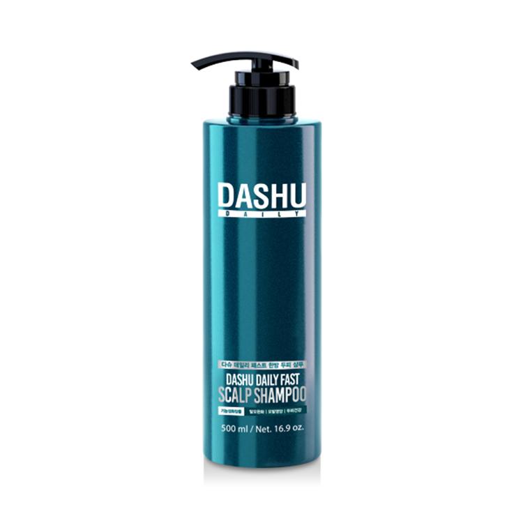 [DASHU] デイリーファースト スカルプ シャンプー 500ml