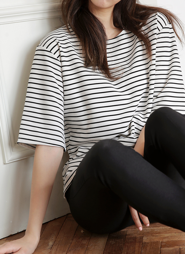 2TYPEハーフスリーブTシャツ・全6色
