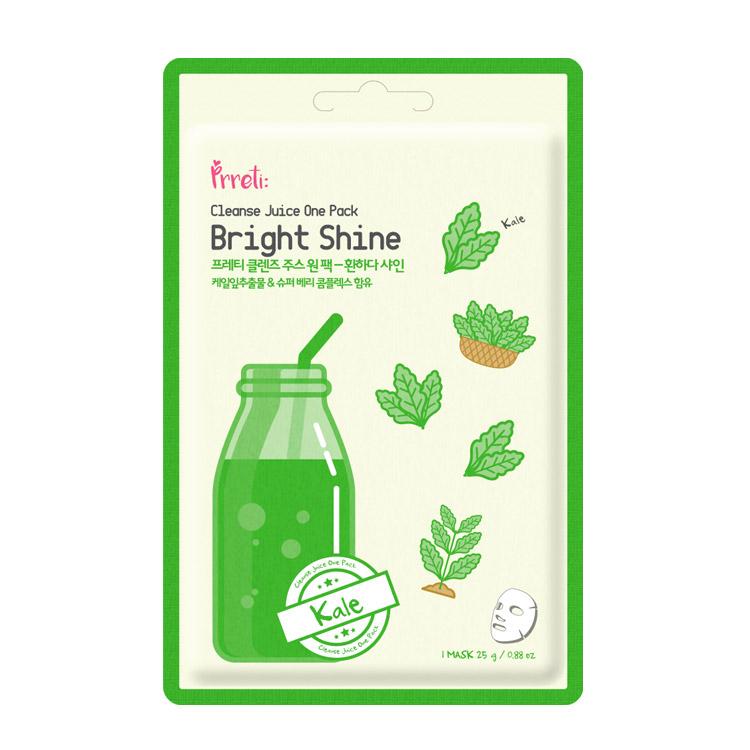 [プレティ]クレンズジュースワンパック(Bright Shine)
