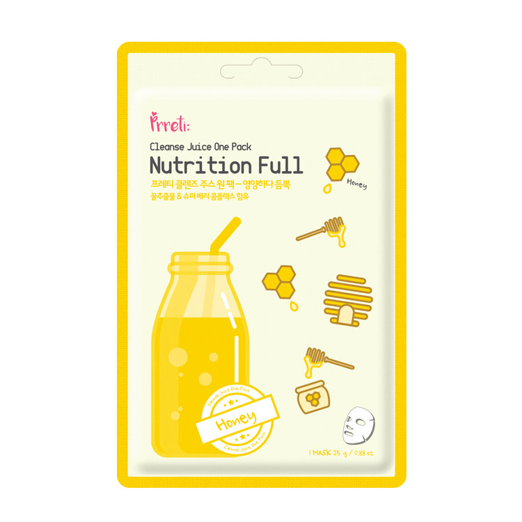 [プレティ]クレンズジュースワンパック(Nutrition Full)
